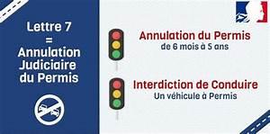 Annulation Permis De Conduire : lettre 7 et l 39 annulation du permis de conduire ~ Medecine-chirurgie-esthetiques.com Avis de Voitures