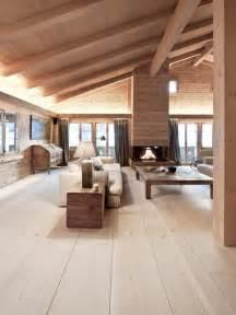 interieur chalet en bois quel type d int 233 rieur pour votre chalet en bois habitable