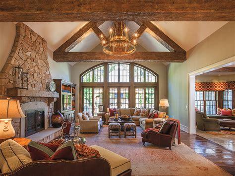 Amazing Of Stunning Grand Salon From Rustic Interior Desi