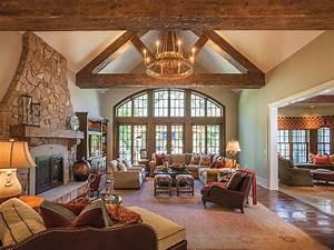 Amazing of Stunning Grand Salon From Rustic Interior Desi ...
