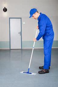 Epoxy Floor Cleaning