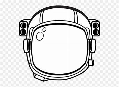 Helmet Space Astronaut Clip