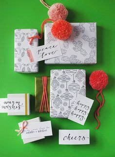 Coloring Xms Gift Wrap by 408 Best Festive Gift Wrap Ideas Images In 2019