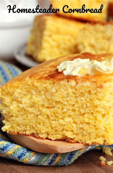 Can this be made into muffins? Corn Grits For Cornbread Recipe - Award-winning chef and ...