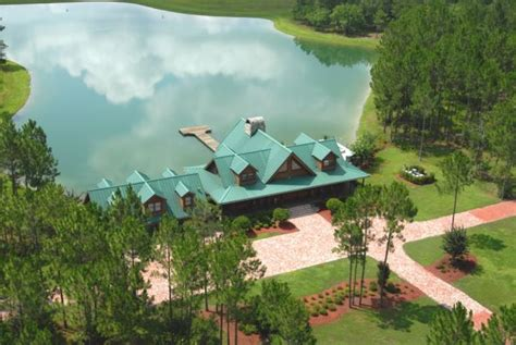 large luxury homes a stunning lake ranch in florida
