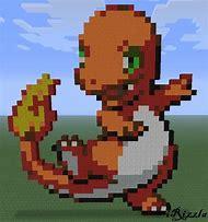Best pixel art templates ideas and images on bing find what you minecraft pixel art pokemon charmander maxwellsz