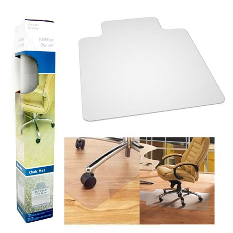 Clear Floor Mats For Hardwood Floors - new wood floor vinyl clear chair mat office tile