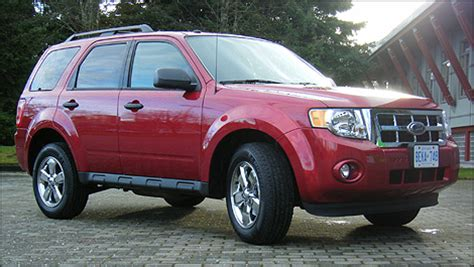 2009 Ford Escape Xlt Reviews by 2009 Ford Escape Xlt I4 Review