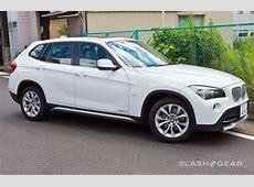 BMW X1 Crossover Review 2012 SlashGear