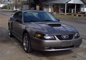 02 Ford Mustang Gt Mineral Grey