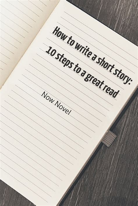 Bridget Mcnulty's Blog  How To Write A Short Story 10 Steps To A Great Read  February 22