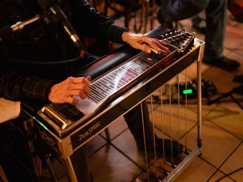 The Steel Guitar: The Instrument Behind Country's ...