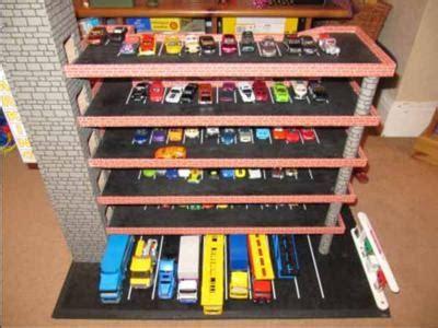 steves multi story toy car parking garage
