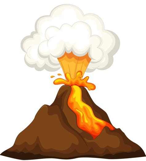 Volcano Clip Best 25 Volcano Clipart Ideas On Logo For