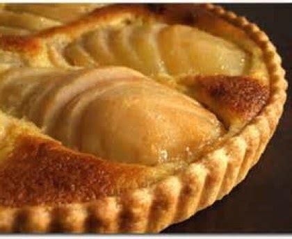 la cuisine d amandine tarte aux poires et crème amandine recette de tarte aux poires et crème amandine marmiton