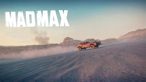 mad max mad max fury road video games wallpapers hd