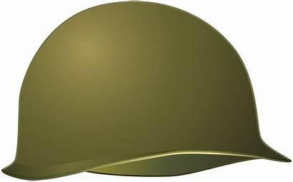 Helmet Military Clip Army Clipart Transparent Hats