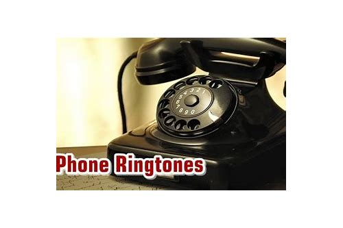 download free old telephone ringtones