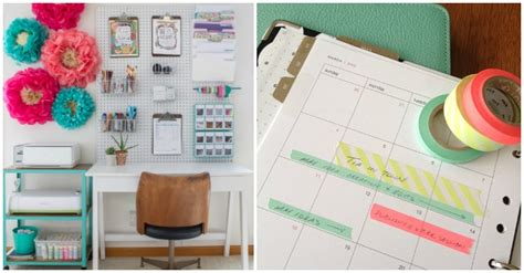 Quick Tips For Home Office Organization