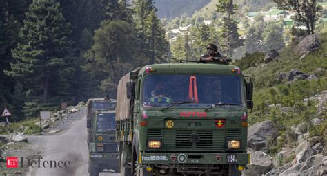 Indian Army has occupied six new major heights on LAC with ...
