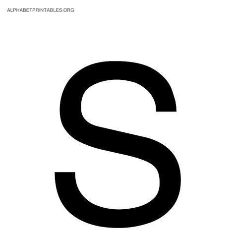 alphabet letters s printable letter s alphabets alphabet letters org black alphabet letters alphabet printables org 22120