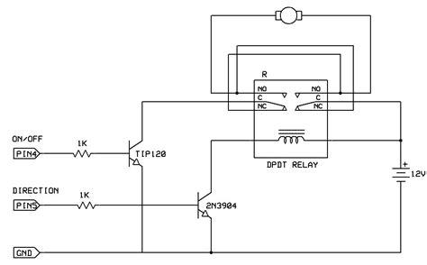 12 Volt Deer Feeder Wiring Diagram by Bidirectional Motor