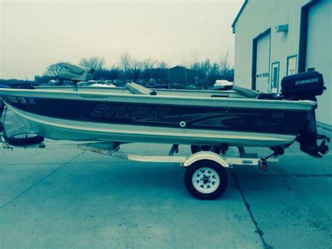Sylvan Boats For Sale In Minnesota by Sylvan 1500 Tiller Boats For Sale In Minnesota