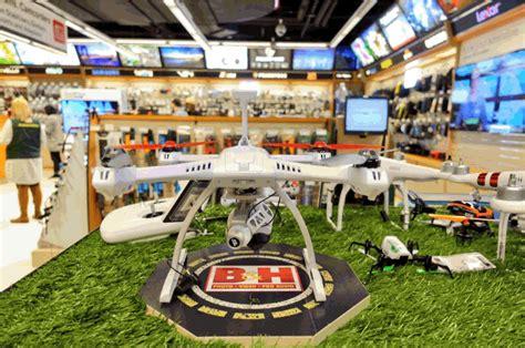 B&h Unveils Dedicated Drone Department At Manhattan