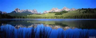 Landscape Nature Screen Dual Desktop Background Landscapes