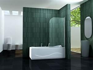 Duschwände Für Badewanne : duschtrennwand solto badewanne ~ Buech-reservation.com Haus und Dekorationen