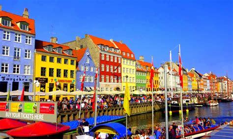Things to do in Copenhagen Denmark for Couples & Families