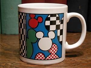 Mickey Mouse Tasse : vintage rare walt disney mickey mouse mug becher tasse mok ~ A.2002-acura-tl-radio.info Haus und Dekorationen