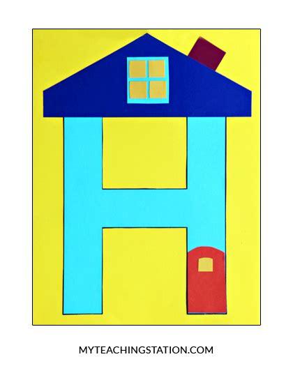 letter  craft house myteachingstationcom