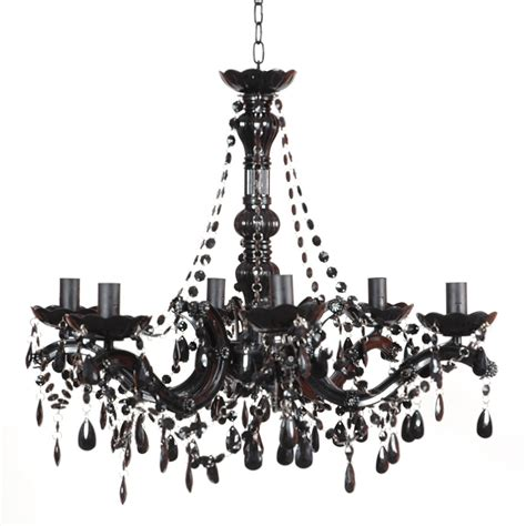 Black White Chandelier by Top 15 Large Black Chandelier Chandelier Ideas
