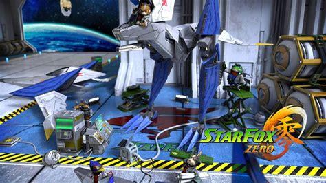star fox  wallpapers  ultra hd  gameranx