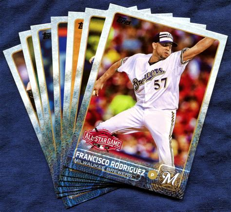 Comprehensive major league baseball news, scores, standings, fantasy games, rumors, and more. 2015 Topps Update Milwaukee Brewers Baseball Cards Team Set