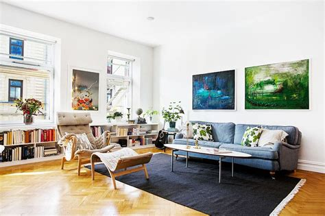 Cozy Scandinavian Apartment Inspiring Joyful Home