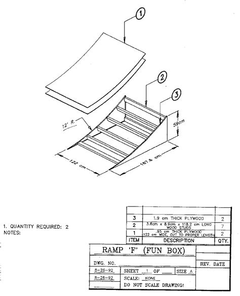 Ramp Funbox Youth Centre Pinterest