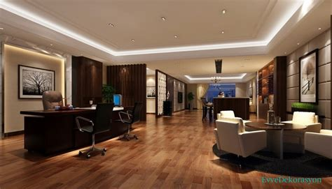 G M Home Interiors : Home Office Alçıpan Tavan Modeli