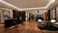 excellent executive home office ideas Home Office Alçıpan Tavan Modeli - Ev Dekorasyonu