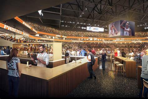 NBA's Phoenix Suns Unveil HOK's Design of Reimagined ...