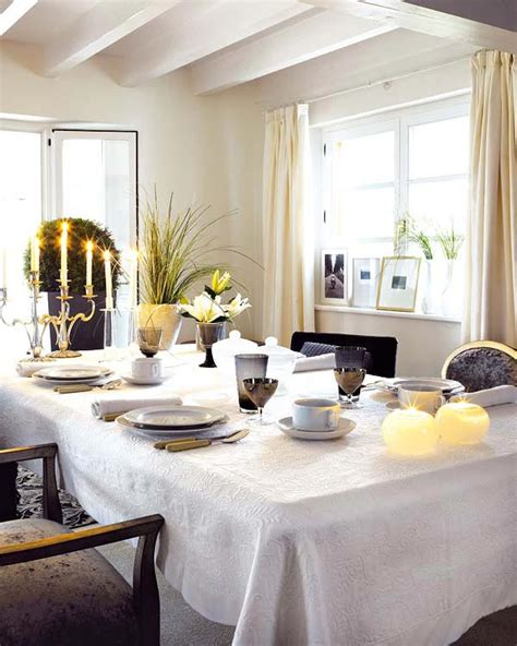 how to decorate your kitchen table table decorations ideas 18 christmas dinner table