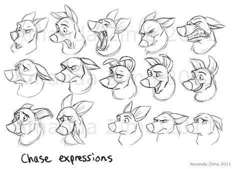 amandas drawing blog character design references