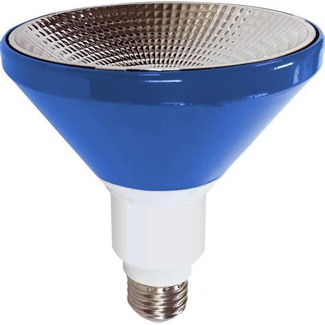 can you use a flood light to grow plants illumin8 i8par38 deco bl par38 blue led light bulb non