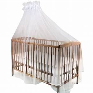 Ciel De Lit Bébé Moustiquaire : ciel de lit ou berceau moustiquaire b b enfant royal ~ Teatrodelosmanantiales.com Idées de Décoration