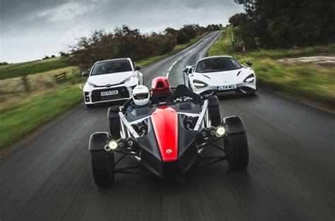 Why is top drives the ultimate motorsport experience for every car enthusiast? Britain's Best Driver's Car 2020: The final three   Autocar