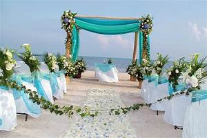 top 10 wedding decoration ideas themes omg top tens list With beach theme wedding decorations