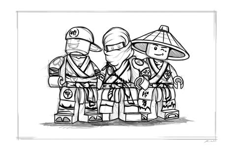 lego ninjago coloring pages ninjago chen coloring pages
