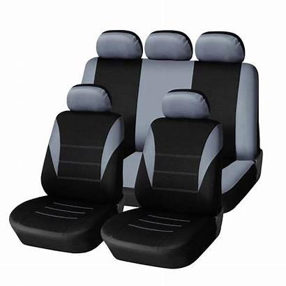 Seat Transparent Covers Protectors Grey Banggood 9pc