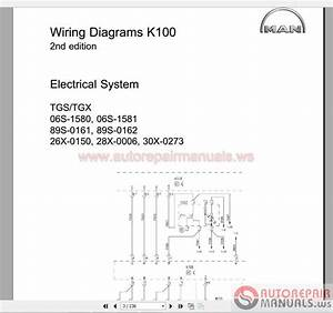 Man K100 Electrical System Tgs-tgx Book